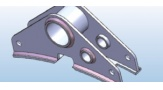 Brake shoe holder (welded)